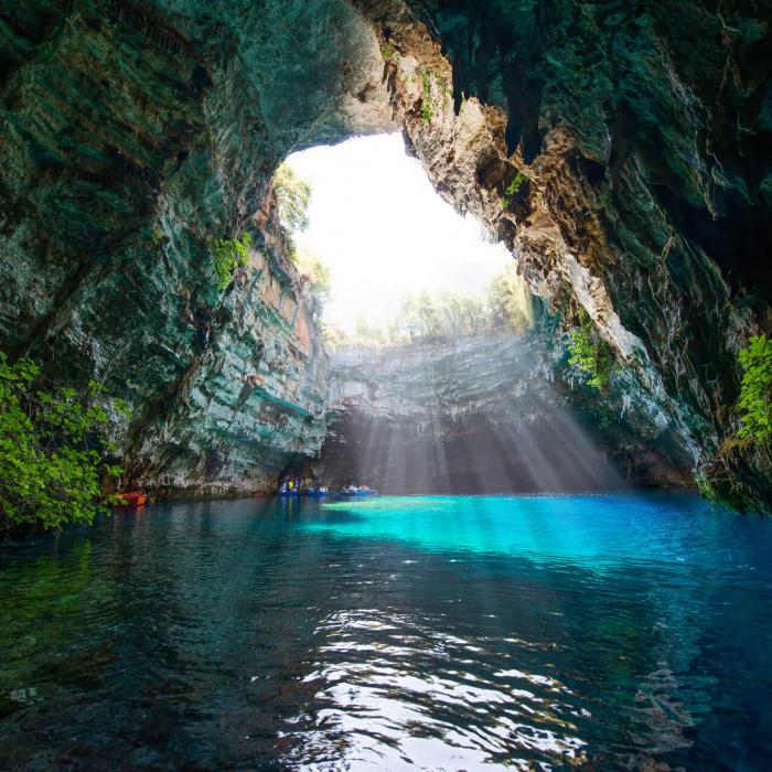 Cave of Melissani